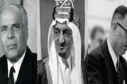 رواية سعودية مثيرة عن موقف جمع الملك فيصل والحبيب بورقيبة في خمسينيات القرن الماضي!