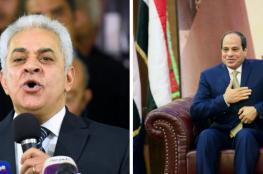 حمدين صباحي وآلاف المعارضين يتزعمون حملة إلكترونية رافضة للتمديد لحكم السيسي