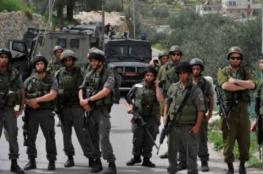 الجيش الإسرائيلي يزيد من قواته برام الله وتخوفات من تكرار سيناريو 2014