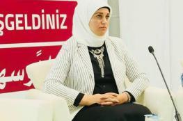 فلسطينية تتحدث عن دور المرأة العربية في معرض إسطنبول الدولي للكتاب العربي