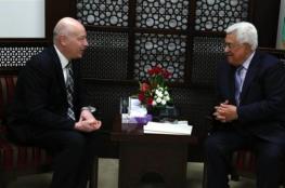 جرينبلات: محاولة السلطة إحباط مشروع قرار إدانة حماس