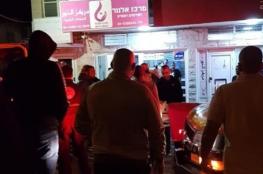إصابة 3 شبان برصاص الشرطة الاسرائيلية في جت