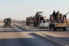 إعادة فتح معبر جابر نصيب الحدودي بين الأردن وسوريا