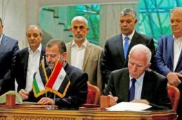 المرحلة المُقبلة.. المصالحة الوطنية تناقش ملفات حكومة الوحدة والانتخابات ومنظمة التحرير
