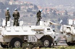 اليونيفيل تؤكد وجود نفق على الحدود بين لبنان وإسرائيل