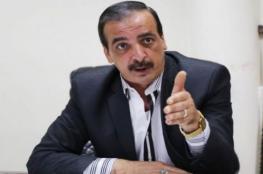 الحايك يدعو الفصائل لإغتنام الجهود المصرية لتحقيق المصالحة