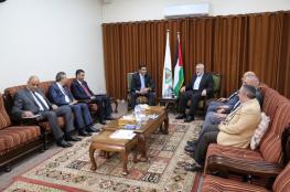 الكشف عن مجريات الحوار بين حماس والمخابرات المصرية في القاهرة