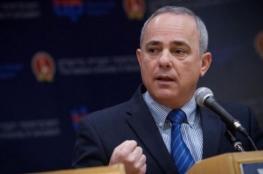 وزير إسرائيلي: أنا جبان وأخاف من اندلاع حرب بغزة.. يجب التوصل لتهدئة