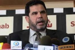 البردويل : لا مواعيد محددة لحماس في القاهرة بشأن المصالحة