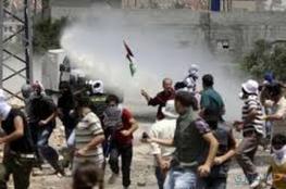 قوات الاحتلال تقمع مسيرات في قلقيلية وكفر قدوم وعزون وجيوس