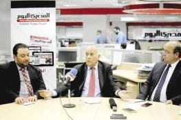 الرجوب: نرفض استمرار سيطرة الإسلام السياسي على غزة
