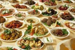 تعرف على السعرات الحرارية لموائد الإفطار الرمضانية