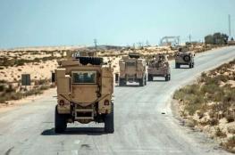 مقتل 7 مسلحين في شمال سيناء