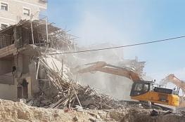 الأرض الفلسطينية المحتلة تشهد مزيداً من جرائم الحرب الإسرائيلية (1 نوفمبر 2018 - 7 نوفمبر 2018)
