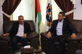 قلقيلية: المحافظ يزور فرع جامعة القدس المفتوحة ويبحث سبل تطوير التعاون