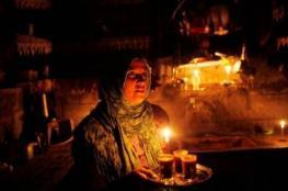 كهرباء غزة: الجدول المعمول به ثماني ساعات وما يصل للمواطنين خمس ساعات بسبب المنخفض