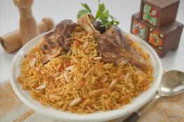كبسة اللحم بالموزات:طبقكِ الرئيسي للغداء