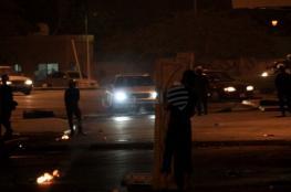 إطلاق قنابل مضيئة شرق قلقيلية تزامناً مع انتشار مكثف لقوات الاحتلال
