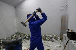 (غرفة الغضب) حيث بإمكانك تكسير أي شيء، باستثناء البشر.. طريقة مبتكرة للتخلص من ضغوط الحياة (فيديو)