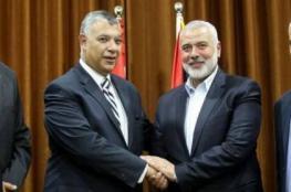 وصول وفد المخابرات المصرية الى غزة عبر معبر ايرز بيت حانون