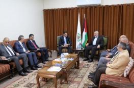 بشكل مفاجئ.. الوفد الأمني المصري يصل غزة ويلتقي قيادة حماس