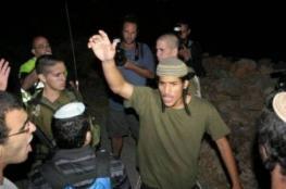 مستوطنون يعتدون على مواطنين في حي تل ارميدة