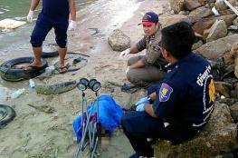أردني يقتل ابنه الرضيع (غرقا) بعد خلاف مع زوجته برحلة سياحية إلى تايلاند