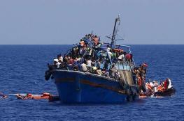 إنقاذ لاجئين سوريين في مركب متجه من لبنان إلى قبرص