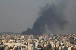 إصابة مواطن في قصف إسرائيلي شمال القطاع