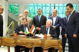 فتوح: مصر قد تدعو فتح وحماس لاجراء محادثات في القاهرة خلال أسبوعين