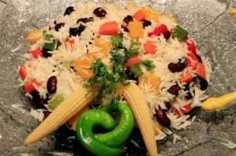 الأرز المكسيكي لجميع المناسبات