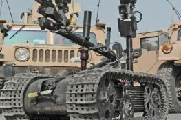 لأول مرة: تدريبات عسكرية للجيش الاسرائيلي تحاكي وقوع حربا بالروبوتات