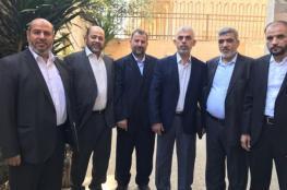 حماس: وفد من الحركة سيزور القاهرة خلال أيام