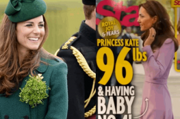 كايت ميدلتون حامل.. بالرابع؟! (فيديو)