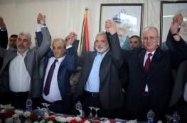 قيادي بحماس:لن نَسمح للحكومة بممارسة مهامها بغزة كالضفة وأسباب فنية لإلغاء زيارة عباس كامل