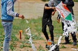 غارة اسرائيلية شرق بيت حانون شمال قطاع غزة دون اصابات