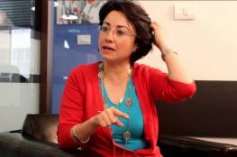 حنين زعبي تعلن عن عدم ترشّحها لانتخابات الكنيست القادمة