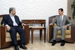 قيادي سوري: حركة حماس طعنت الشعب السوري في ظهره