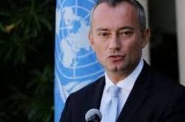 ملادينوف: اتصالات مشتركة لمنع إراقة الدماء في غزة