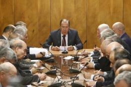 انطلاق حوارات بين 10 فصائل فلسطينية في موسكو