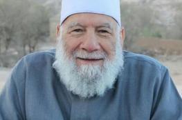 وفاة خطيب المسجد الأقصى السابق إثر جلطة دماغية في السودان
