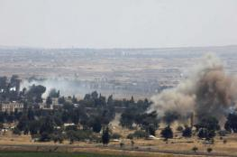 إسرائيل تقصف أهدافاً في سوريا