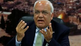 الدكتور صائب عريقات أمين سر اللجنة التنفيذية لمنظمة التحرير في ذمة الله