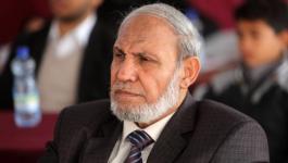 الزهار: عودة العلاقات بين السلطة والاحتلال لطمة على وجه الفصائل الفلسطينية