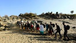 الأمم المتحدة: 100 ألف لاجئ في تيغراي مهددون بنقص الطعام