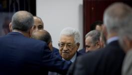 عباس يهنئ المرشح الديمقراطي بايدن بالفوز