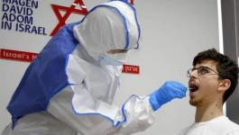 تسجيل 815 إصابة جديدة بفيروس كورونا في
