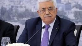 الرئيس عباس يعزي سوريا بوفاة وزير خارجيتها