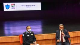 بلدية رام الله تُطالب الجهات المسؤولة بزيادة أعداد أفراد الشرطة بالمحافظة