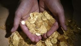 تركيا تعلن العثور على كنز ضخم من الذهب
